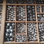 Metallschublade